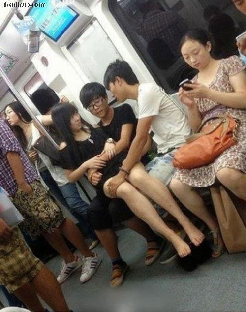 Nur in Asien #5