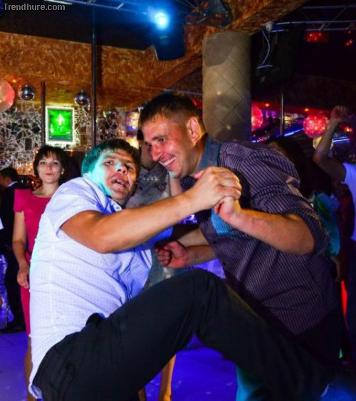 Fotos aus russischen Clubs