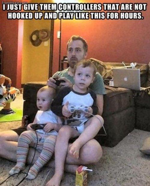 Tolle Väter