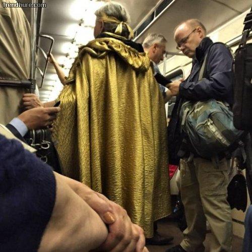 U-Bahn in Russland