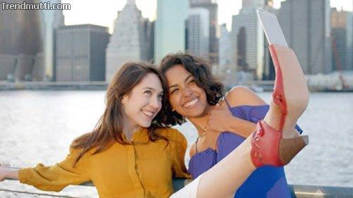Kein Selfie-Stick