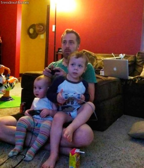 Lifehacks mit Kindern