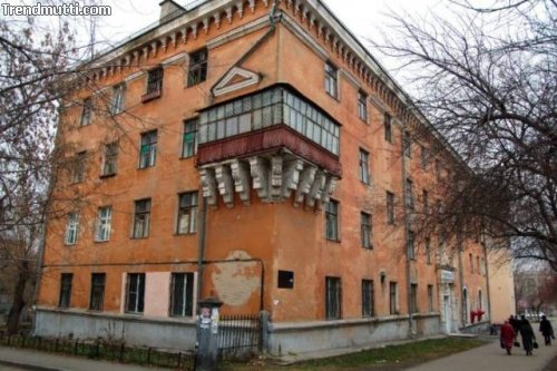 Russische Balkone