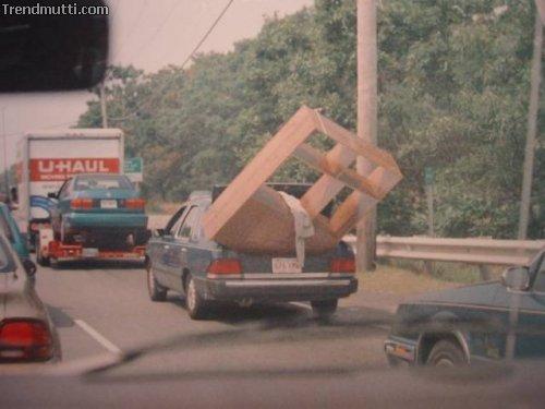 Kurioses im Straßenverkehr