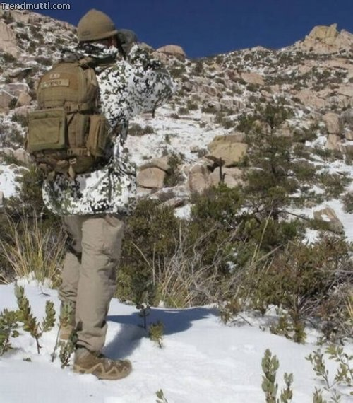 Camouflage-Skills