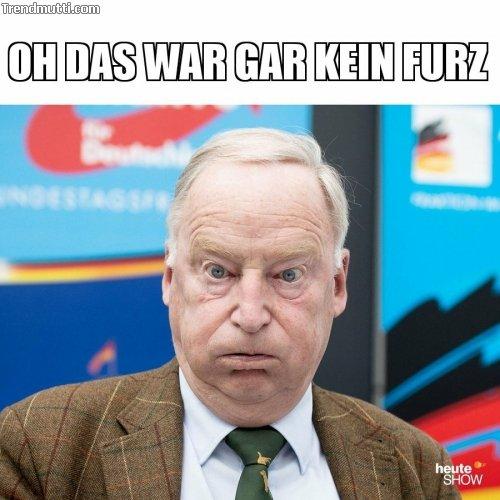 Gauland-Meme