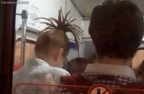 U-Bahn fahren in Russland