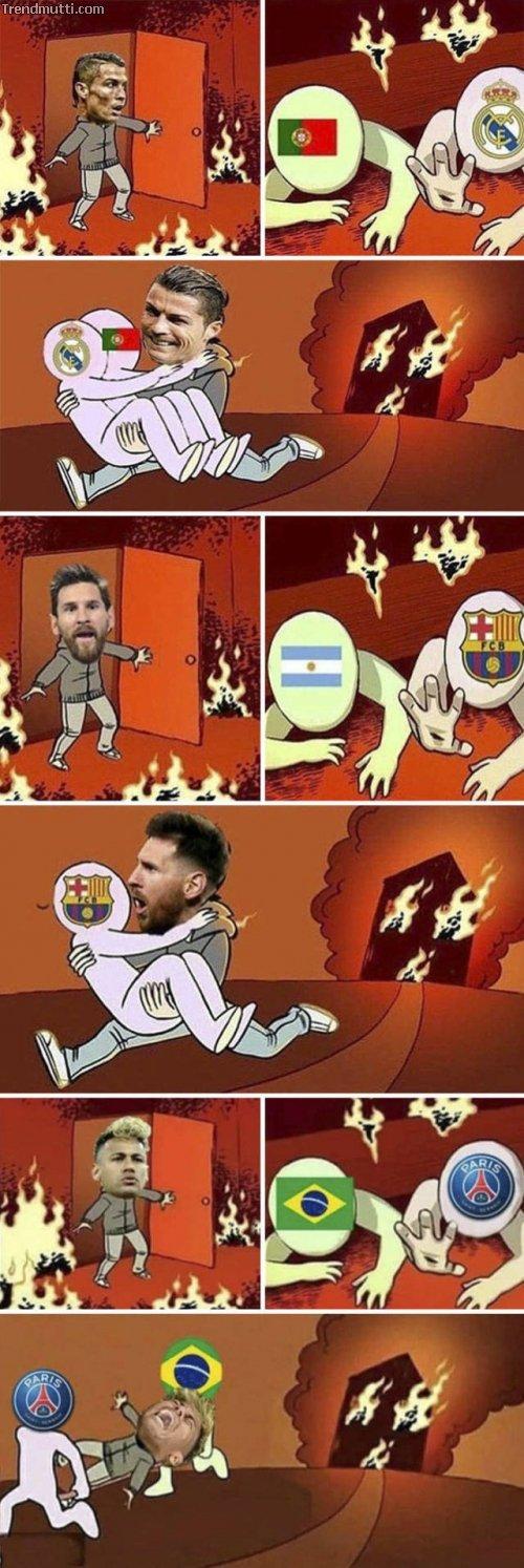 WM 2018 Memes